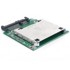 Card Reader CFast > SATA 22 Pin PCBA Delock