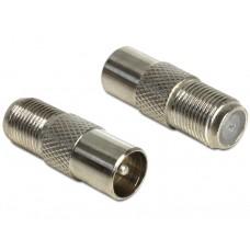 Adapter F-Kupplung > KOAX-Moški 9.5mm