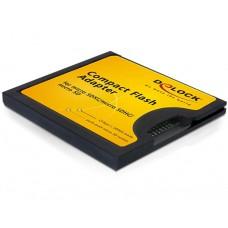 Adapter CF I do microSDHC Delock