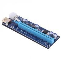 PCI-E Riser Card 1x do 16x USB 3.0 VER 009 S