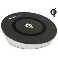 Navilock Qi brezžična mobilna polnilna postaja